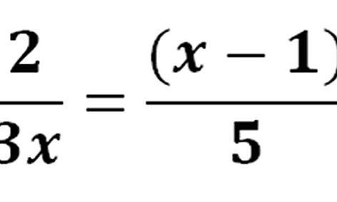 Algebra 1: Unit by Unit: Rational Expressions & Equations