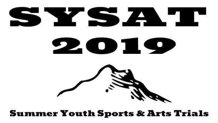 SYSAT 2019 (Summer Youth Sports & Arts Trials