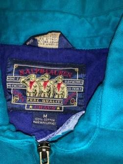 Vintage Ralph Lauren Tags : vintage, ralph, lauren, Ralph, Lauren, Vintage, Chaps, *scouts, Jacket, Grailed