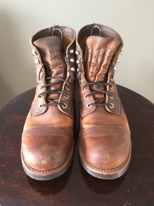 red wing 8115 iron