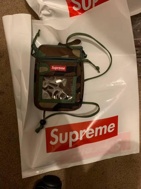 Supreme Supreme Utility Pouch Shoulder Bag Green Woodland
