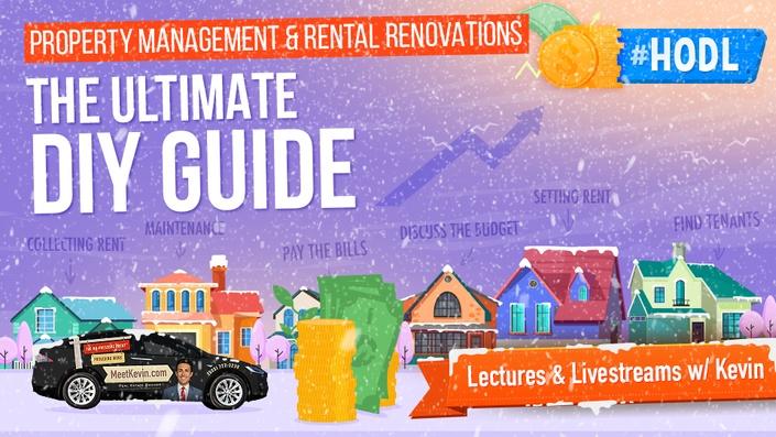 The DIY Property Management & Rental Renovation Course | Meet Kevin's