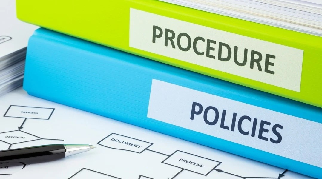 Processes, Policies And Procedures Important Distinctions