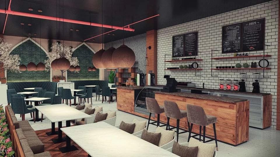 تشغيل المطاعم باحدث تصميمات منيو جوجان