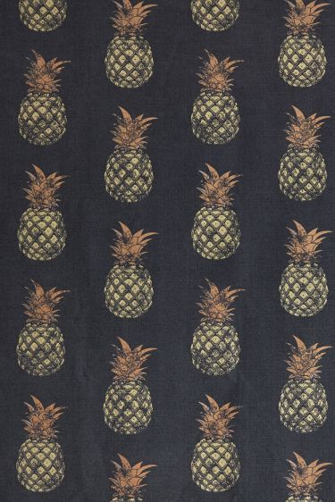 Barneby-Gates-Pineapple-R-gold-on-charcoal-swatch-1