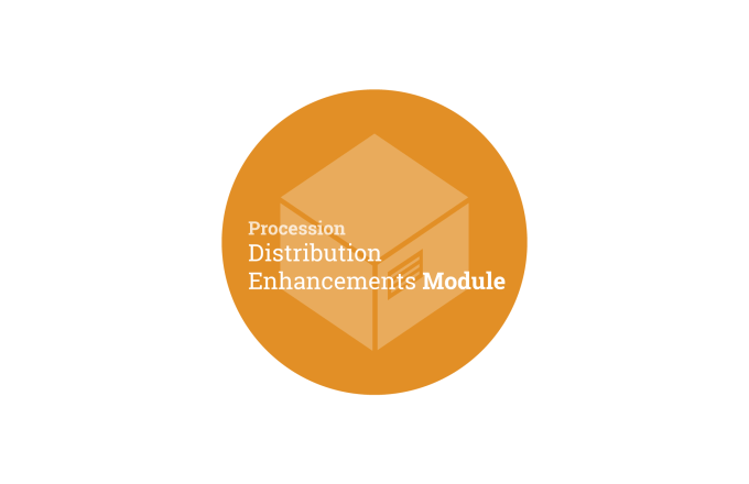 Procession Distribution Enhancements Module