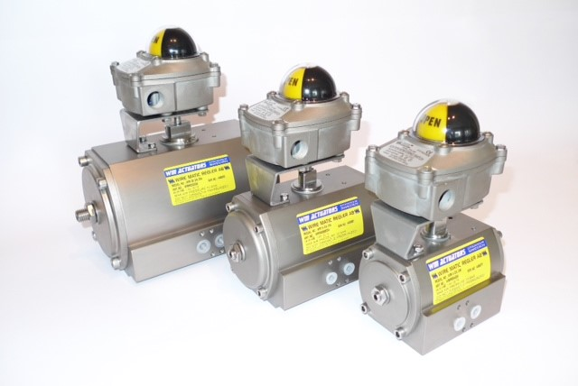 Chemically Nickel Impregnated Actuators Type 1, CNI Image