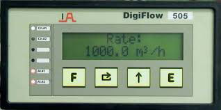 Nivåställ (Digiflow 505 - Microprocessor Controlled Flow Indicator–Integrator) Image