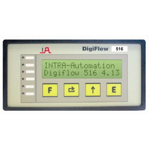 Nivåställ (Digiflow 516 - Microprocessor Heat and Energy Flow Computer) Image