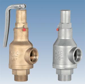 Säkerhetsventiler (Safety valve with spring loading Model 095) Image