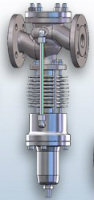 reducing valve T7 without auxiliary power, for steam Image