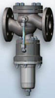 reducing valve T9 without auxiliary power, for liquids and gases Image