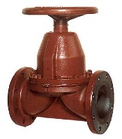 G.S.51 DIN HW Diaphragm valve Image