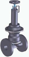 G.S.52A REG Diaphragm valve Image
