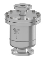 """AE49.2 Stainless steel 21/2""""x11/2""""¤3""""x11/2"""" Dn 65 x 40¤Dn 80 x 40 Image"""