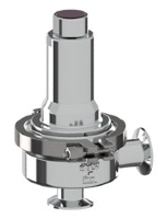 """PS161 Tryckbärande stainless steel 1/2""""-2"""" Dn 15-50 Image"""