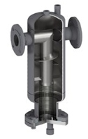 """AS, Carbon, zinc plated and stainless steel body 11/4""""-2"""" Dn32-Dn300 Image"""