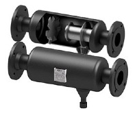 "Humidity separators, SH25 Dn ½""-6"", Dn 15- Dn 150 Carbon steel Image"