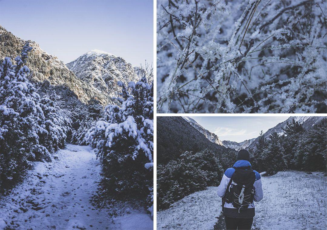 Randonnées au Parc National d'Aiguestortes en Catalogne
