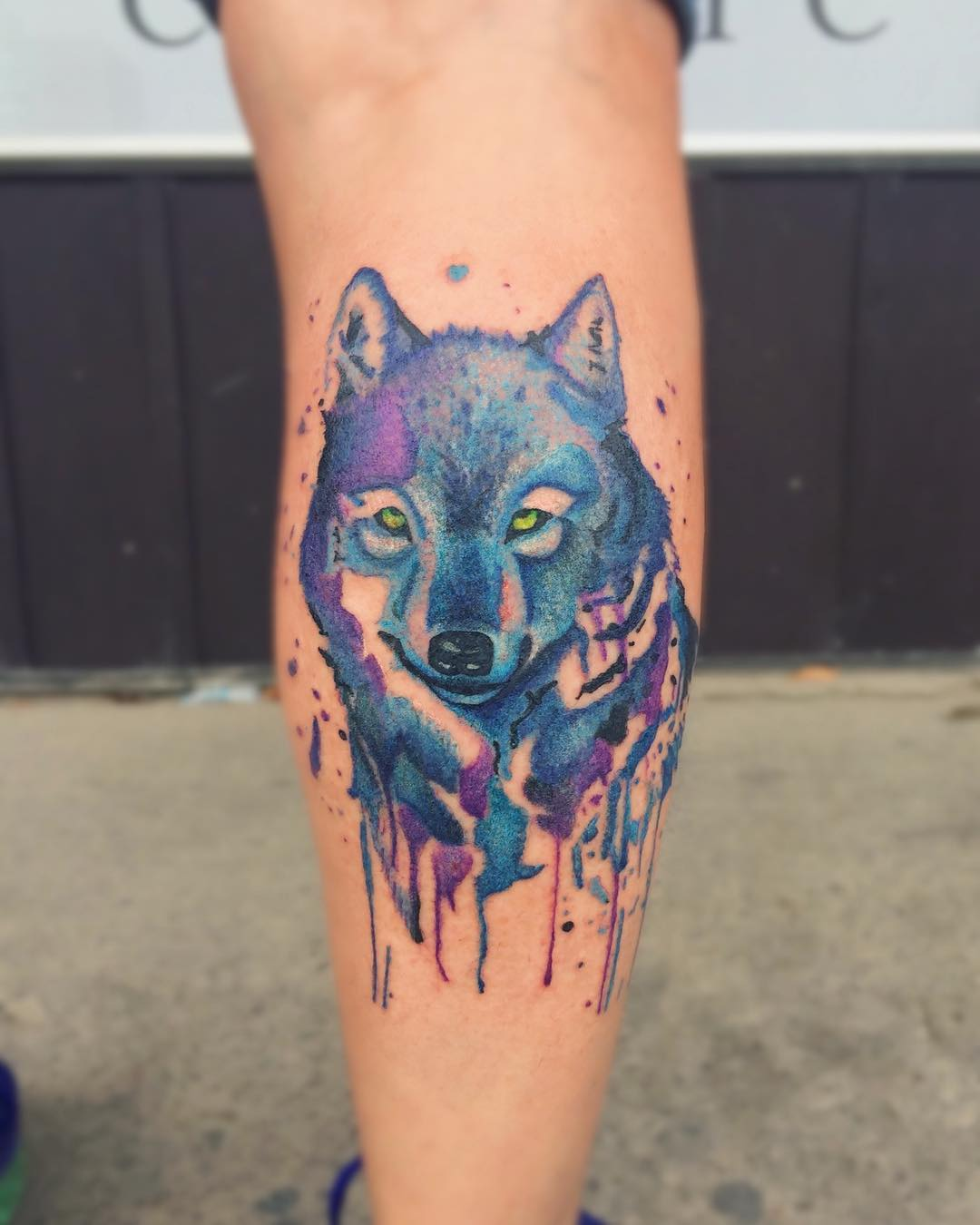 Good Wolf Bad Wolf Tattoo : tattoo, Stories, Behind, Makes, Strong, Tattoo, Designs], Prochronism