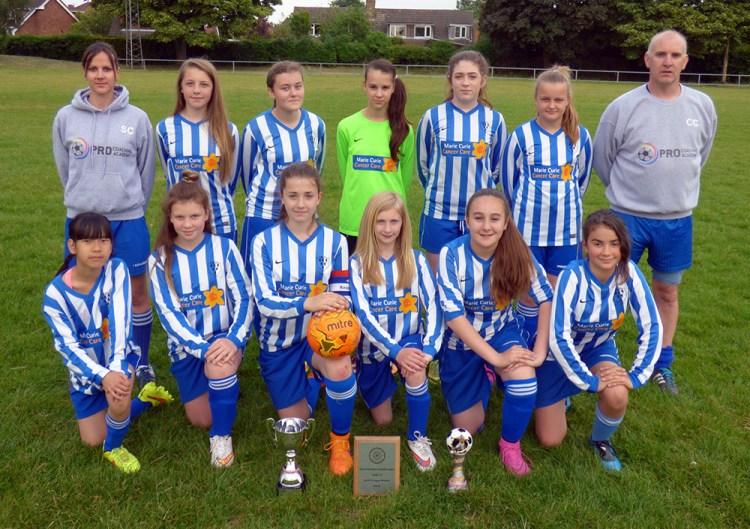 York RI U13 Triple Winners Small