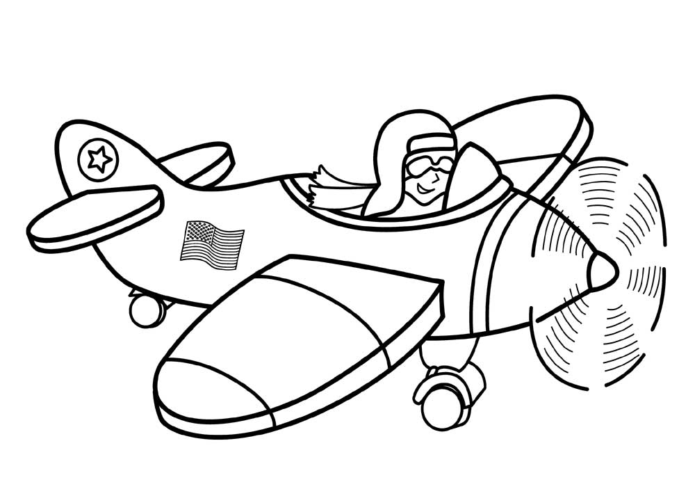 Airplane Lego Coloring Pages Free Printable Coloring Pages