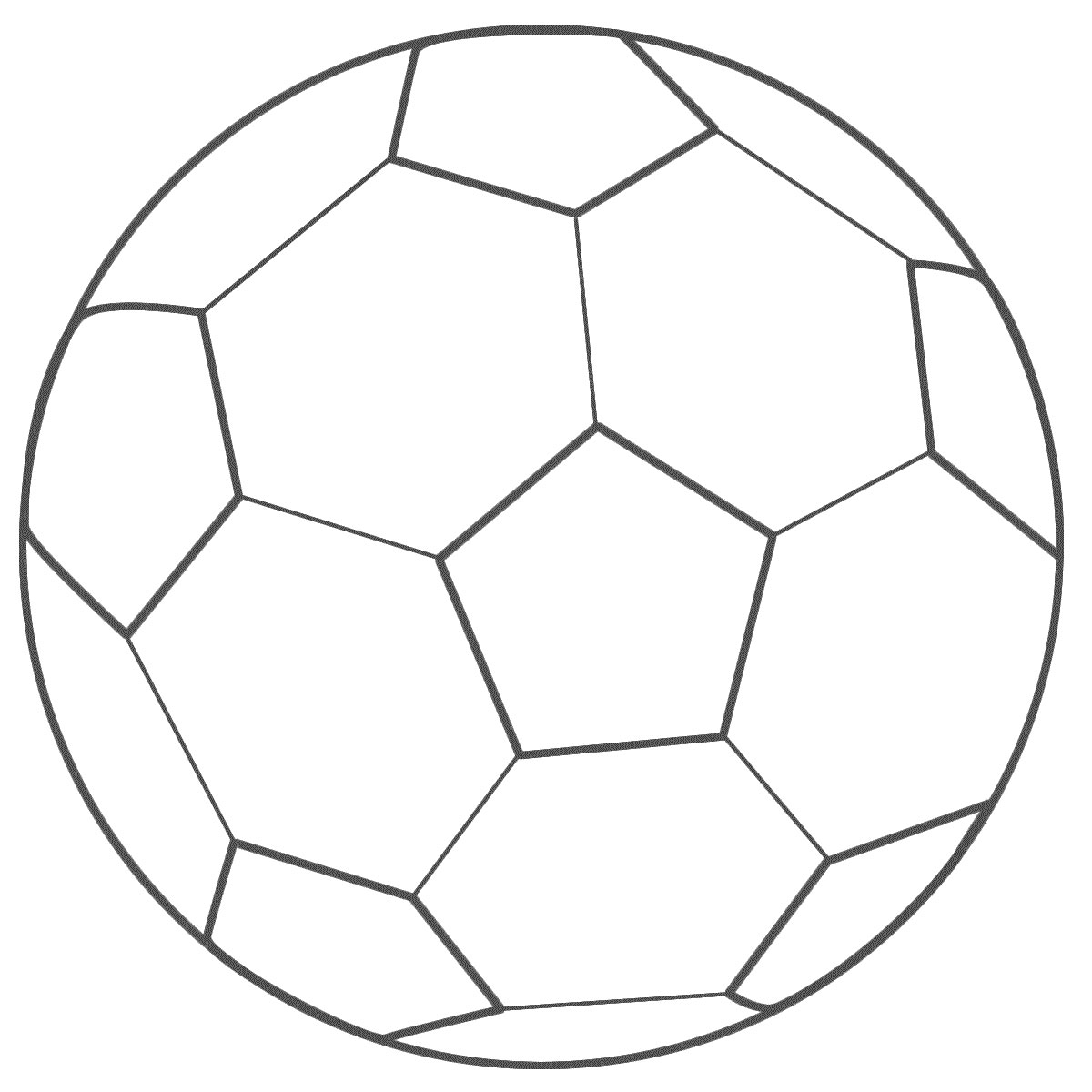 Football Coloring Pages For Kids