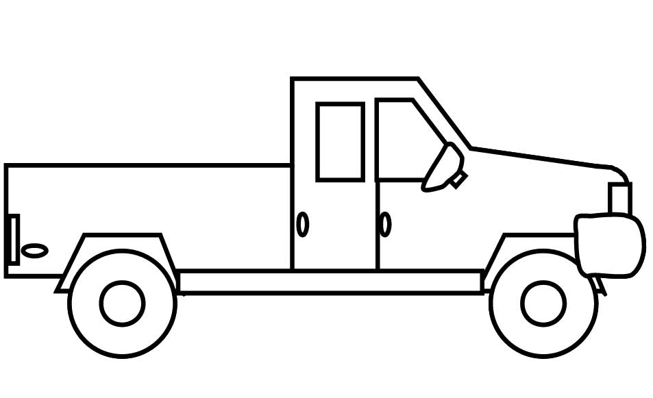 Free Printable Truck Ford Truck Printable Dodge Ram Truck