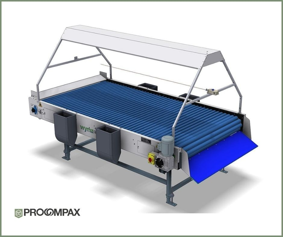 Roller Inspection Table