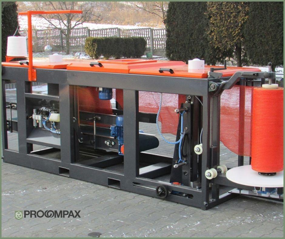 RM-30 zsákvarrógép
