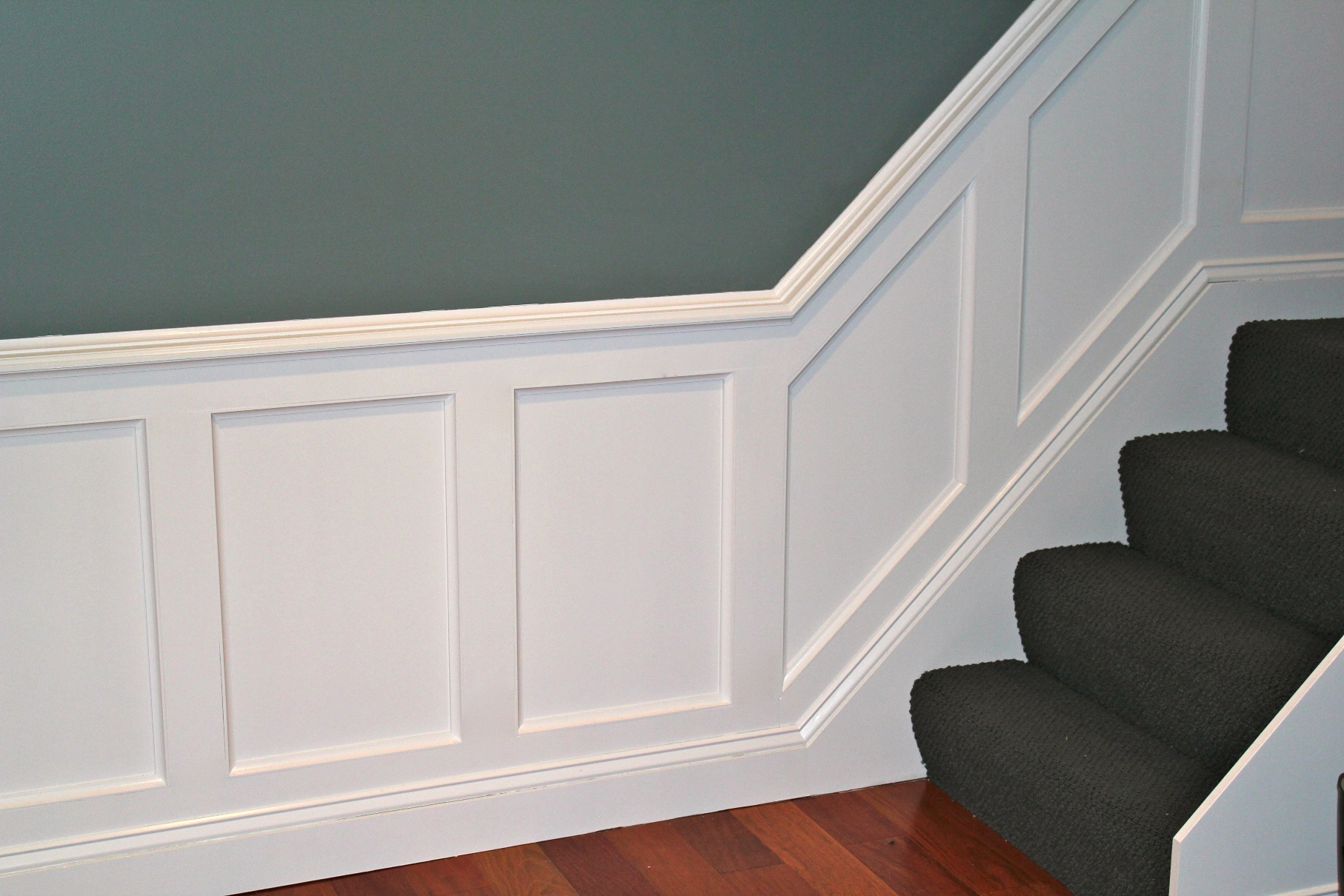 Chair Rail Designs Wainscoting Paneling Questions Woodworking Talk