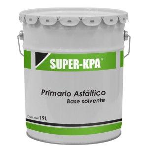 Super KPA prim. Asfaltico cub. 19 LTS.