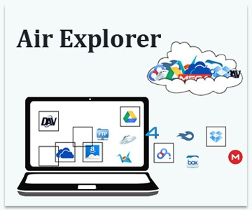 Air Explorer Pro 4.0.1 Crack With Activation Code 2021 [Latest]