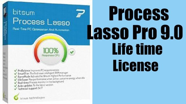 Process Lasso Pro 9.8.7.18 Crack With Activation Code [Latest]