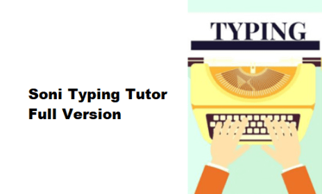 Soni Typing Tutor 6.1.4 Crack With Activation Key [Mac/Win]
