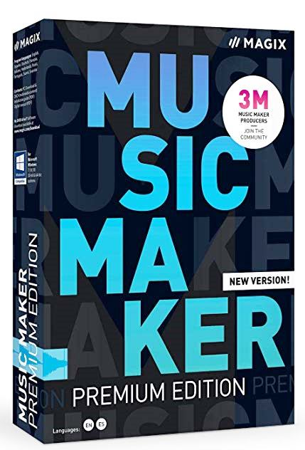 Magix Music Maker 2021 Crack + Premium Serial Number [Latest]