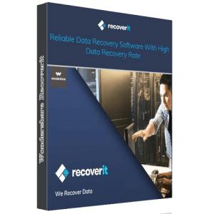 Wondershare Recoverit 10.0.0.48 Crack With Key 2021 Latest