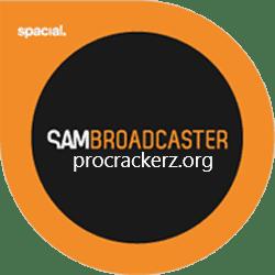 SAM Broadcaster Pro 2021.4 Crack + Key [Latest 2021]