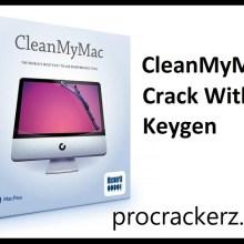 CleanMyMac 2021 Crack