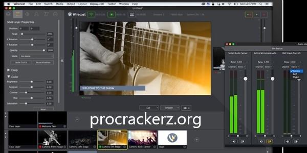 Wirecast Pro Cracked 2021