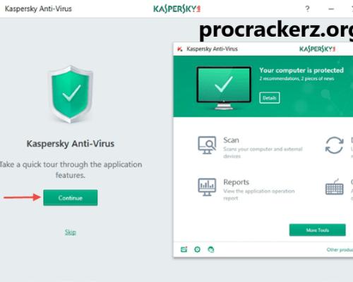Kaspersky Total Security Cracked 2021