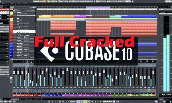 Cubase cracked 2021