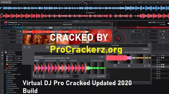 Virtual DJ Pro Cracked 2020