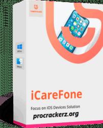 Tenorshare iCareFone Crack 2022
