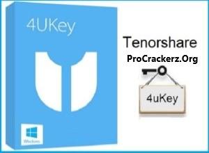 Tenorshare 4uKey Crack Mac
