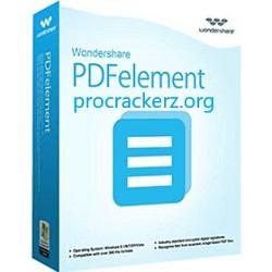 Wondershare PDFelement Crack 2022