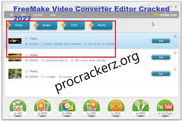 FreeMake Video Converter Cracked 2022 License Key