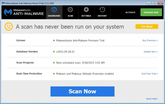 Malwarebytes Anti-Malware 3.3.1.2183 Crack & Serial Keys Download