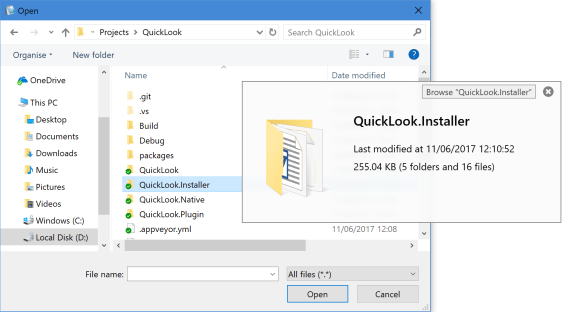 QuickLook 0.2.3.1 Crack & Serial Key Download Free [Win + Mac]