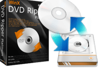 WinX DVD Ripper Platinum 8.5.1.192 Crack & Serial Key Download
